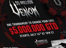 Americas CardRoom Venom Free Entry