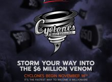 Acr Cyclone Poker Tournament