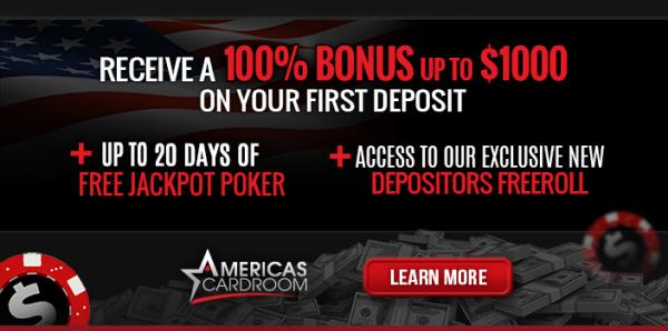Acr Sign up bonus offer
