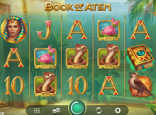 Book Of Atem Slot Machine