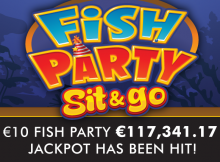 Fish Party Sit n Go Poker