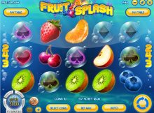 Fruit Splash Slot Machine