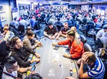 MPN Poker Tour London 2019 - Main Event Day 1b