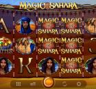 Magic Of Sahara Online Slot Machine