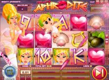 Mighty Aphrodite Slot Machine