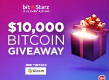 Bitstarz Bitcoin Giveaway