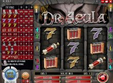 Dr Acula Slot Machine