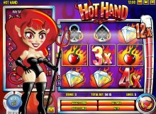 Hot Hand Slot Machine