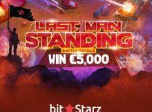 Bitstarz last man standing