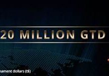 Partypoker $20m MILLIONS Online guarantee