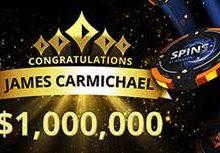 PartyPoker Spins Millionaire