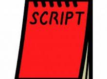 The Poker Script