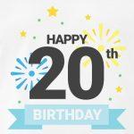 slotland 20th birthday
